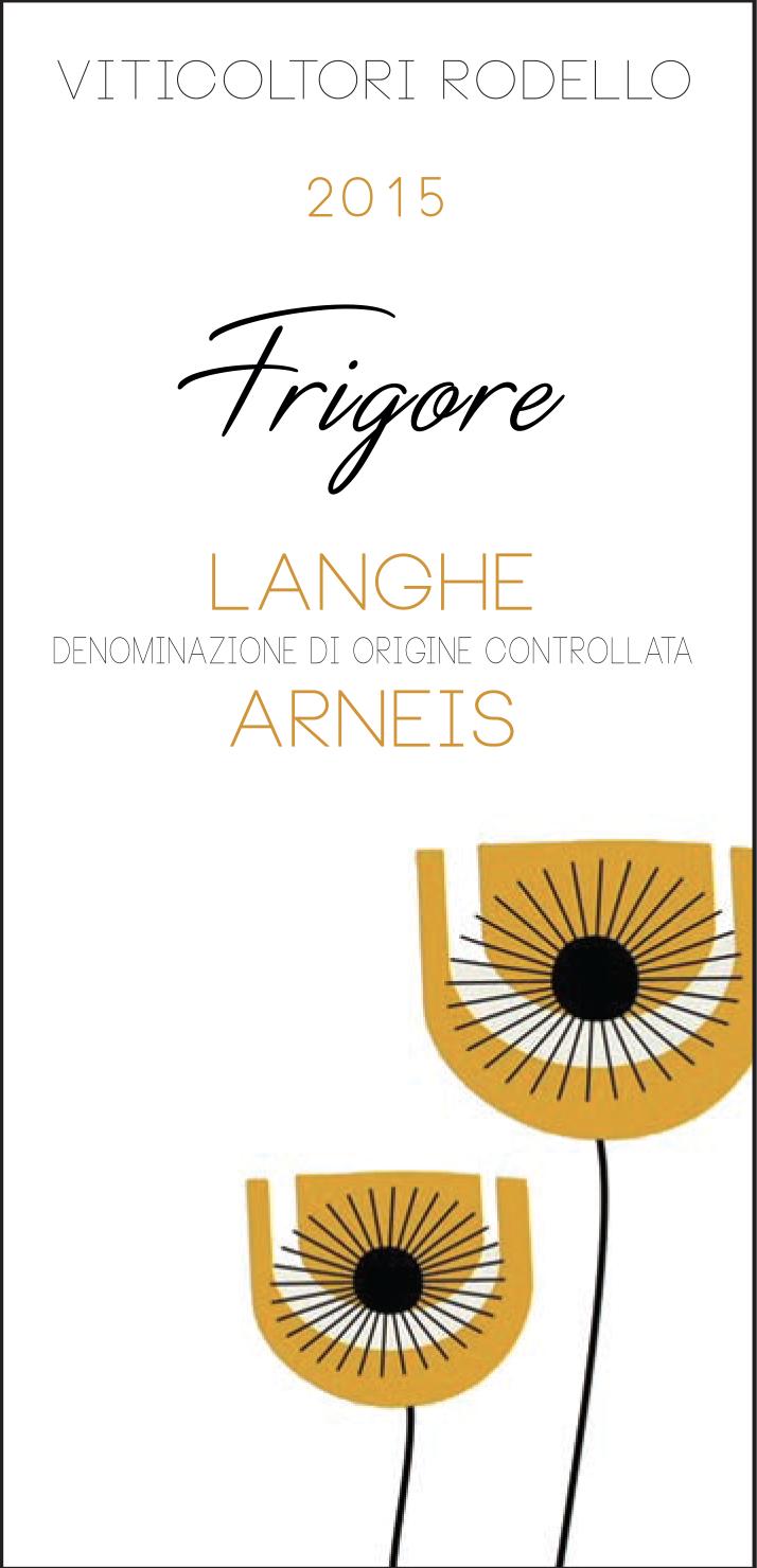 "LANGHE DOC ARNEIS ""FRIGORE"""