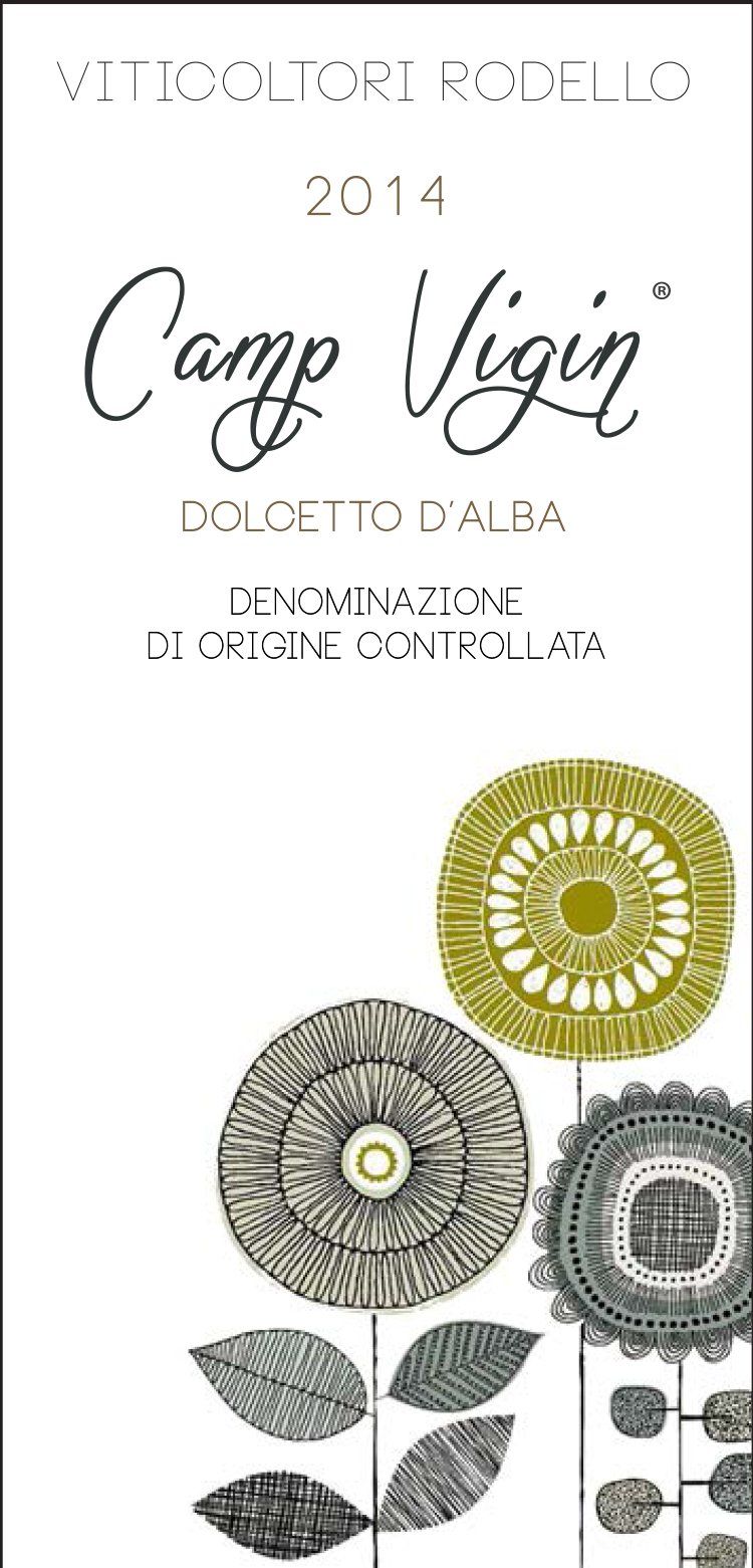 """DOLCETTO D'ALBA DOC """"CAMPVIGIN"""""""